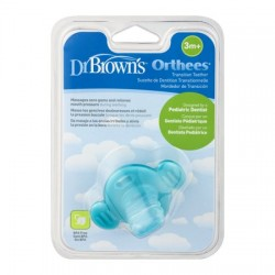 Dr Brown's Transition Teether (Orthees)