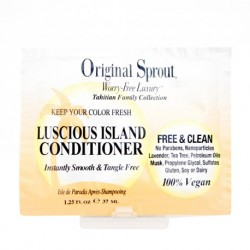 Original Sprout Original Sprout Luscious Island Conditioner- 1.25oz