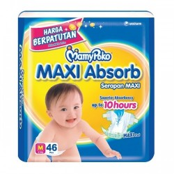 MamyPoko Maxi Absorb M46 (3 Packs)