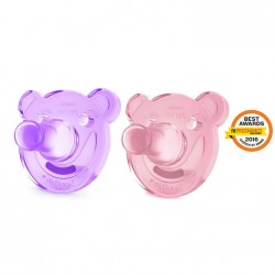 Philips Avent Soothie Pacifier 3m (Assortment) - 2 Pieces