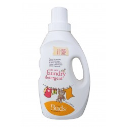Buds Household Eco Baby Safe Laundry Detergent 1litre