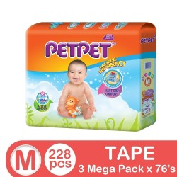 Pet Pet Mega Pack M76-3packs