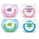 Philips Avent Soother Elephant 6-18M - Twin Pack (2pcs)