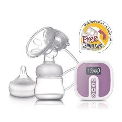 Autumnz Blossom Convertible Single Electric/Manual Breastpump
