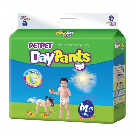 Pet Pet Day Pants Mega (3 Packs)