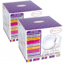 Autumnz Lacy Deluxe Disposable Breastpads (72 pcs) *TWIN PACK*