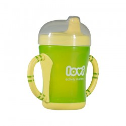 'Lovi Easy Start Spout Cup-Green'