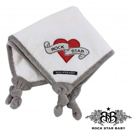 Cuddle Cloth - HEART & WINGS