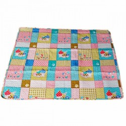Maylee Cotton Patchwork Baby Quilted (BQ Mush)