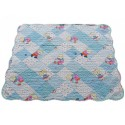 Maylee Cotton Patchwork Baby Quilted Bear