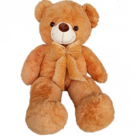 Maylee Big Plush Teddy Bear (L) 100cm Brown