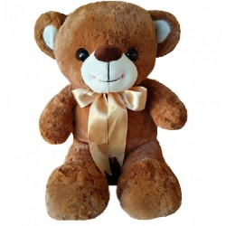 Maylee Sweet Plush Teddy Bear Brown 28cm