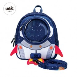 UEK Rocket Kids Backpack (Blue)