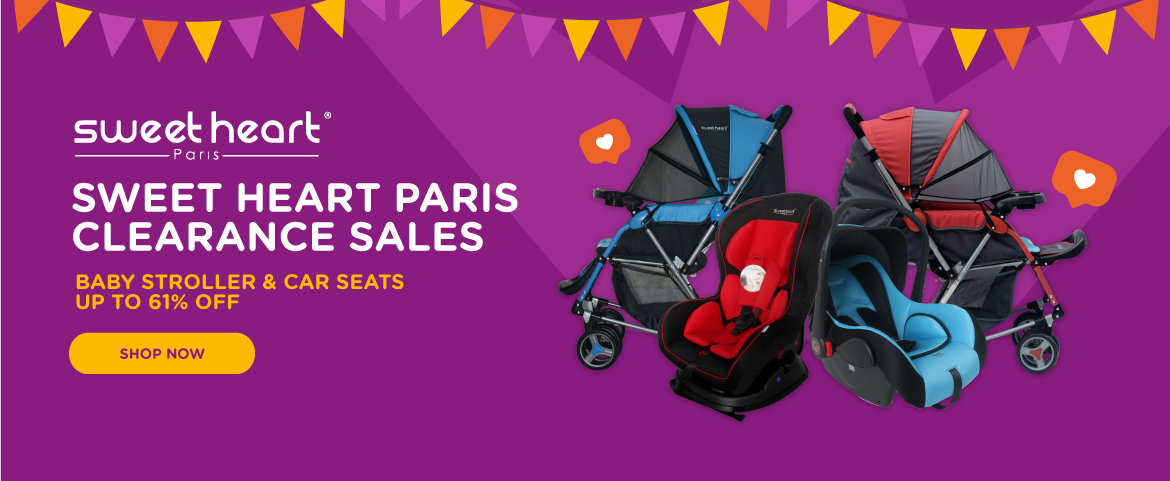 Baby Stroller and Car Seats Up to 61% off