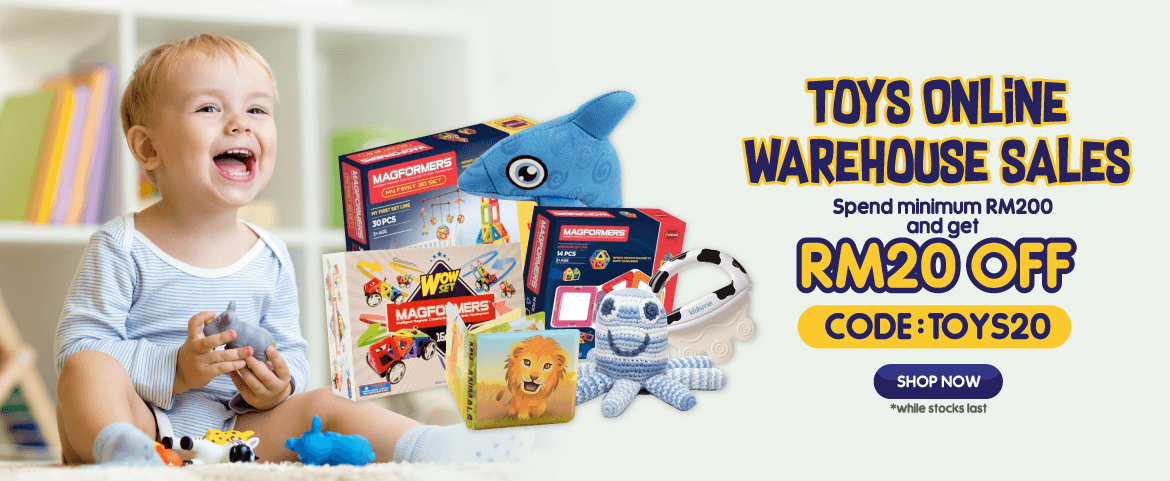 Toys Online Warehouse Sales