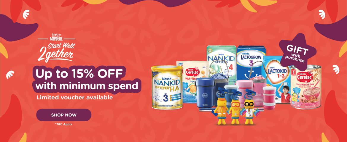 Nestle July Promotion
