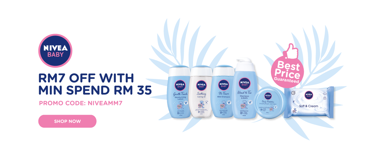 Nivea July Promotion