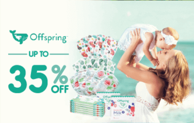 Offspring Natural Promotion