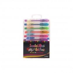Inky Scented Mini Gel Ink Pen Box Set (20pcs)