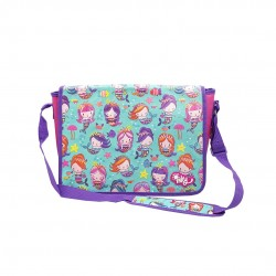 Inky Messenger Bag (Mermaid)