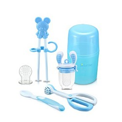 Kidsme Travel Set (with Baby Chopstick)