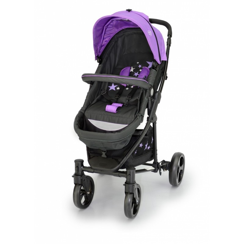 my dear 2 in 1 baby stroller purple gears. Black Bedroom Furniture Sets. Home Design Ideas