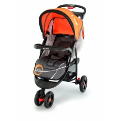 My Dear 2 In 1 Baby Stroller (Orange)