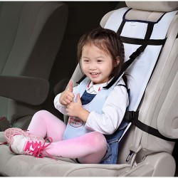 My Dear Comfortable Car Seat