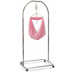 My Dear Spring Cot (Chrome) Cradle