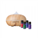 Narinar Health Goal Diffuser 300ml (Light Wood)