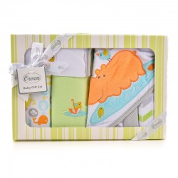OWEN Baby 7 Piece Gift Set - MULTI COLOURED