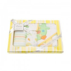 OWEN Baby 7 Piece Gift Set - YELLOW