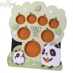 GIFTHING Cutie Panda Photo Frame-for newborn birth party gift toddler baby