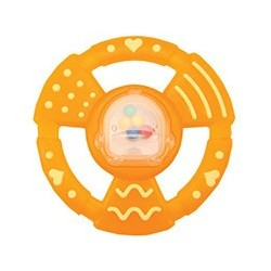 Piyo Piyo Quality Soft/Hard Teether (830436)
