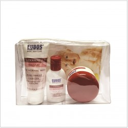 EUBOS Child Skin Care Travel Set - 3 items