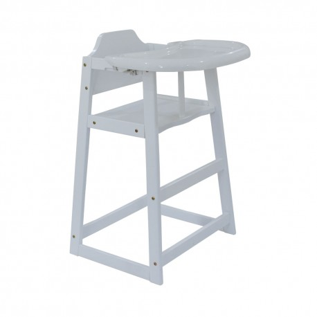 Royalcot Baby High Chair (White)