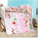 Royalcot Strawberry Baby Cot Bedding Set