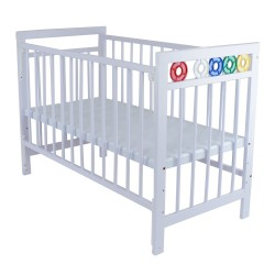 Queens Baby House - R107 White