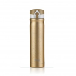 Relax Bottles 500ml 18.8 Stainless Steel Thermal Flask (Gold)