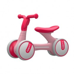 Luddy RR1006 Balance Bike For Toddler - Pink