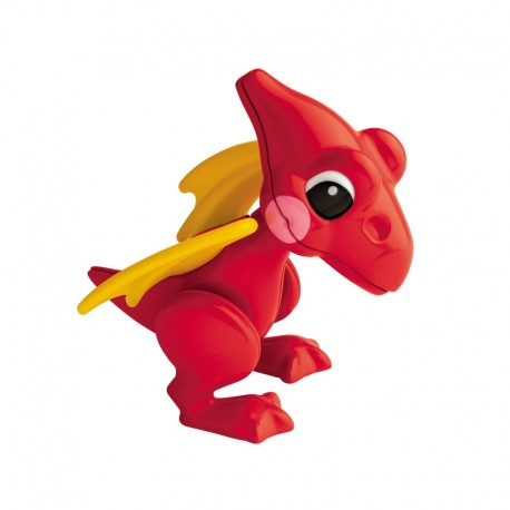 TOLO First Friends Pterodacty Red Dinosaur Toys