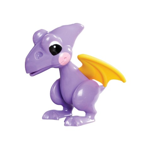 TOLO First Friends Pterodacty Purple Dinosaur Toys
