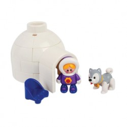 TOLO First Friends Igloo Play Set Toys