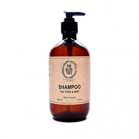 The Olive Tree Rosemary & Mint Shampoo