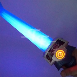 Super Hero Flashing Light Sword - Blue