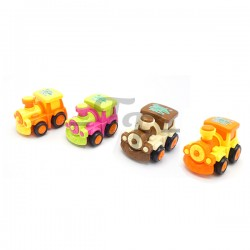Toys Funtastic Push And Go Friction Powered Train Toys - Asstd