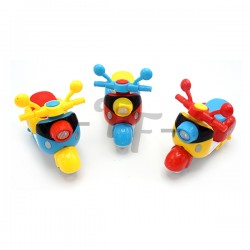 Toys Funtastic Fast Speed Friction Motorcycle Children Play Toys