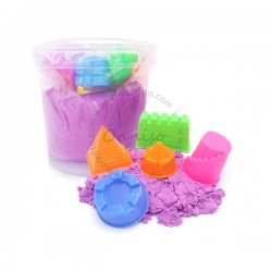 Toys Funtastic Space Sand In Barrel, 500G - Asstd