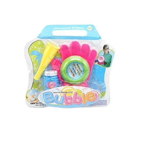 Toys Funtastic Children'S Indoor & Outdoor Bouncing Bubble With Gloves Set