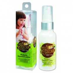 Bite Fighter Organic Mosquito Repellent Lotion